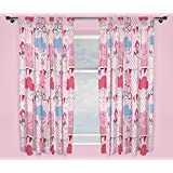 character world 72-inch Peppa Pig Tweet Curtains