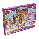 Jumbo 18141 - Disney Sofia The First Pop-up Lotto Spiel, Brettspiele