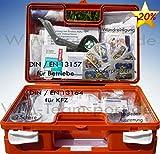 Erste-Hilfe-Koffer KITA PLUS DIN/EN 13157 für Betriebe