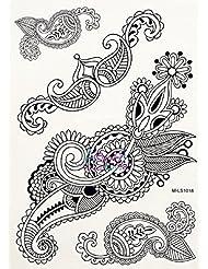 Suchergebnis Auf Amazon De Fur Tattoo Frau Rucken Mit Prime