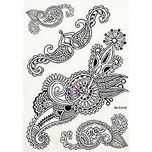 Amazon Fr Mandala Tattoo Epaule