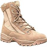atmungsaktiver Outdoor-Wanderstiefel mit mittlerer Leibh/öhe Camouflage-Stiefel Q3 Taktische Stiefel Camouflage-Schuhe mit hohen Stiefeln Doubjoy Jagdstiefel f/ür Herren