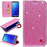 Sycode Galaxy S9 Plus Glitzer Schutzhülle,Flip Hülle für Samsung S9 Plus,Luxus Noble Bling Glitter {Be Loved}... preisvergleich bei billige-tabletten.eu