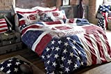 Jackson Duvet Cover Set By American Freshman - King