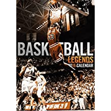 Basketball Legends 2016 Calendrier