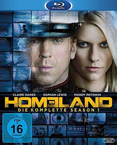 Homeland – Die Komplette Season 1 (Blu-ray) (Blu-ray Tv)