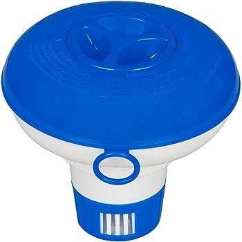 Intex Diffuseur flottant Bleu 12,7 x 14,6 x 6,4 cm 29040NP