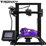 3D-Drucker TRONXY XY-2 Semi-Assemblierte Metallrahmen Struktur mit kostenlosen Probe PLA Filament 8G SD-Karte vorinstallierte druckbare 3D-Modelle