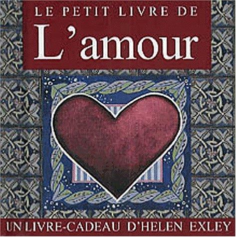 Le petit livre de l'amour par Helen Exley