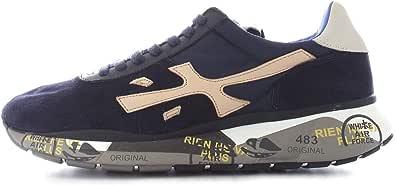 PREMIATA Mattew 4304 Scarpa Sneaker Sportiva da Uomo Blu, Mattew 4304