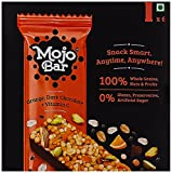 #10: Mojo Bar - Orange Dark Chocolate + Vitamin C Pack of 6 Snack Bar