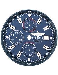 Breitling a1337011/C757Super Avenger 36mm cadran bleu pour 48mm Montre