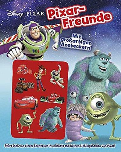 Pixar-Freunde: Mit coolen Bubble-Stickern