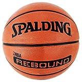 Spalding 1700041 Rubber Basket Ball, Size 5 (Brick)