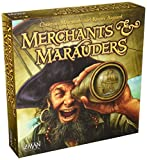 Z-Man Games ZMG7062 Merchants and Marauders Board Game