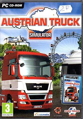 Austrian Truck Simulator PC inkl. German Truck Simulator PC