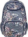 Die besten Roxy Schule Rucksäcke - Roxy Damen Shadow SWELL Backpack, Medieval Blue Boardwalk Bewertungen