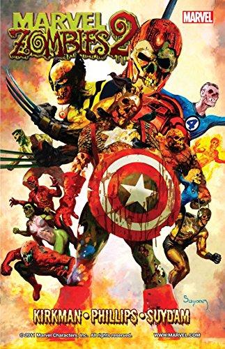 Marvel Zombies 2 (English Edition) (Marvel Kindle Zombies)