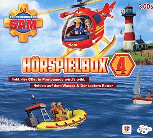 Feuerwehrmann Sam – Hörspiel Box 4 (3 CDs)