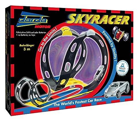 Darda 50112Hippodrome Skyracer, avec Porsche Boxster, 300cm Longueur de la piste: