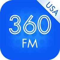 360FM Radio USA