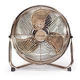 TROTEC TVM 11 Bodenventilator Kupfer Design Ventilator/Windmaschine