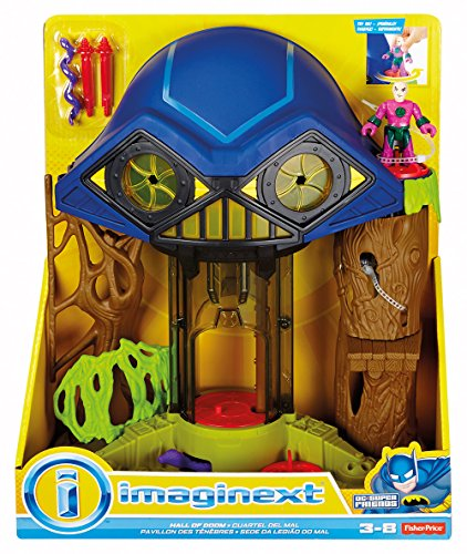 Image of Imaginext Batman vs Superman Hall of Doom
