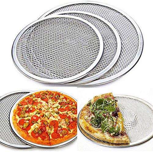 Küche Geschirr Non-Stick Pizza Crisper / Pan mit Loch, mehrere Größen ( 11 Zoll)