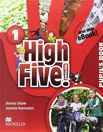HIGH FIVE! 1 Pb (ebook) Pk por Donna Shaw