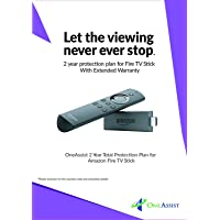 OneAssist 2 Year Total Protection Plan for Fire TV Stick - Email Delivery