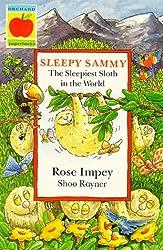 Colour Crackers: Sleepy Sammy: The Sleepiest Sloth in the World