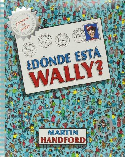 ¿Dónde está Wally? (Colección ¿Dónde está Wally?) (EN BUSCA DE)