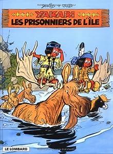 """Afficher """"Yakari n° 9 Prisonniers de l'île (Les)"""""""