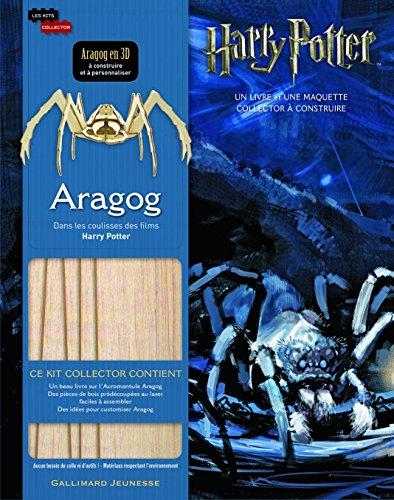 "<a href=""/node/189742"">Aragog, dans les coulisses des films Harry Potter</a>"