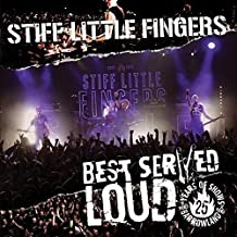 Best Served Loud-Live At Barrowland