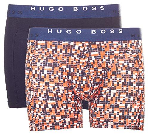 BOSS Hugo Boss Herren Slip Orange (877 Open Orange)