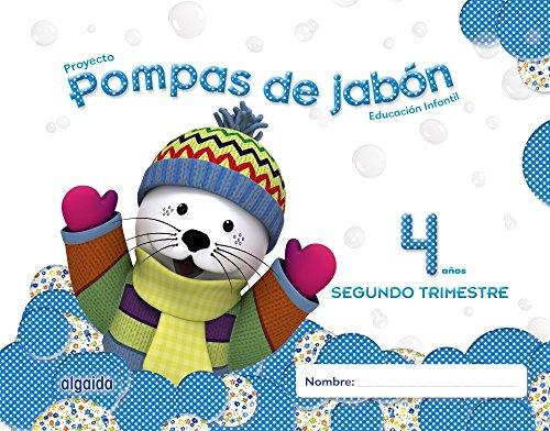 Pompas de Jabón, Educación Infantil, 4 años, 2 ciclo. 2 Trimestre par María Dolores Campuzano Valiente