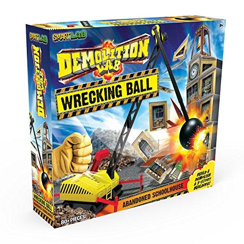Lab: Wrecking Ball Building Kit (Demolition Lab)