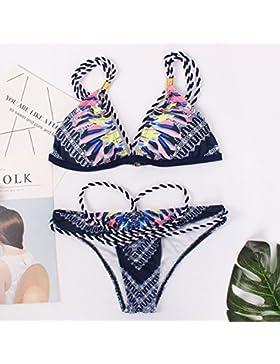 Conjuntos de Bikini Sexy traje de baño Trajes de baño seguro de adelgazamiento, Imagen Serie L