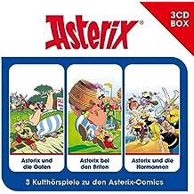 Asterix - 3-CD Hörspielbox Vol. 3