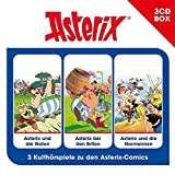 Asterix-3-CD Hörspielbox Volume 3