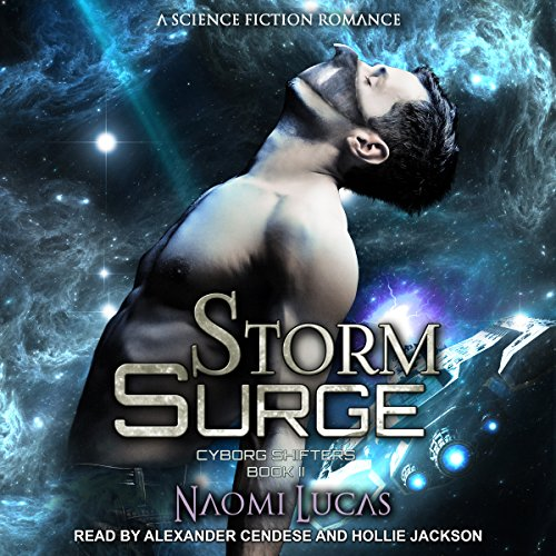 Storm Surge: Cyborg Shifters Series, Book 2