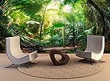 Foto Wandbild Dschungel Krabi Thailand Wall Art Dekor Fototapete Poster Hochwertiger Druck