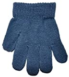 Boys Girls Magic Gloves Assorted Colours One Size Acrylic (Blue)