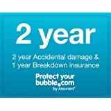 Protect your bubble.com by Assurant 2 year Accidental Damage & 1 year Breakdown insurance for a CAMCORDER purchased from…