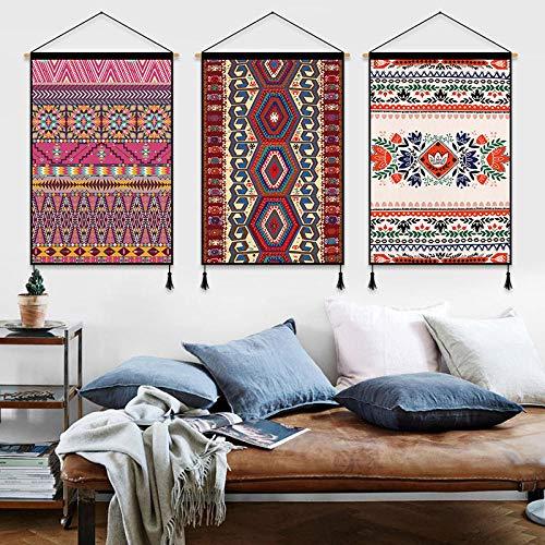 qiumeixia1 Karte von Afrika Leinwand Malerei Mode Afrikanische Schwarze Frauen Wand Kunstdruck Italienische Liebe Vogue Poster Moderne Skandinavische Kunst Decor 45 * 65 cm