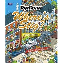 Where's Stig?: Glovebox Edition (Top Gear (Hardcover))