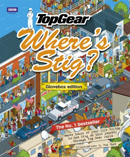Preisvergleich Produktbild Where's Stig: Glovebox Edition (Top Gear)