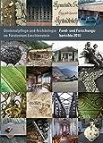 Denkmalpflege und Archäologie im Fürstentum Liechtenstein: Fund- und Forschungsberichte 2010
