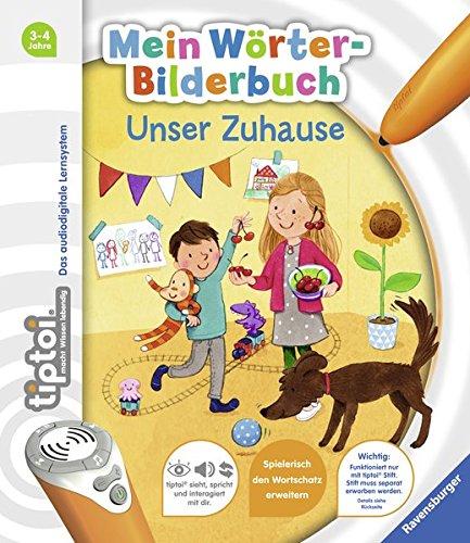 tiptoi® Mein Wörter-Bilderbuch: Unser - Meine Spielsachen Buch